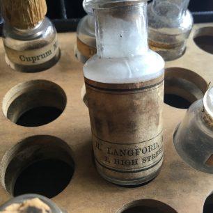 Langford Bottle | John Russell