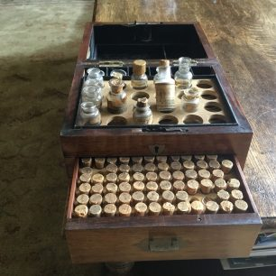 Travelling Medicine Chest | John Russell