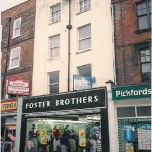 12 High Street, 1991 | from FDC planning files