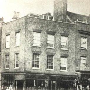 No 20 High St c.1883