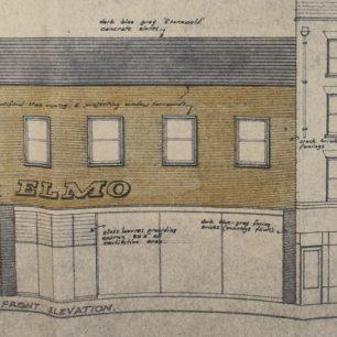 1963 Proposed Elmo Supermarket | Cambridgeshre Archives