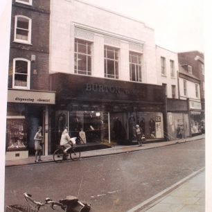 2-3 High Street c1970 | from FDC planning files