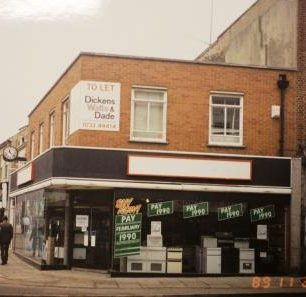 No 20 High Street, 1989 | from FDC planning files