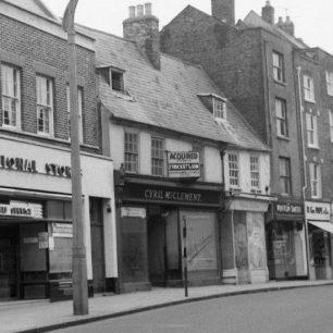28-29 High Street, c.1960s | Geoff Hastings