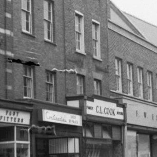 23-24 High St, c.1960s | Geoff Hastings