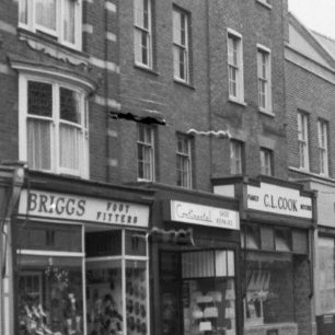 22-24 High Street, c.1960s | Geoff Hastings