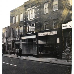 21 High St, c.1960s | from FDC planning files
