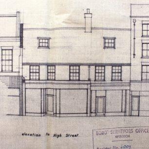 28-29, 1963 Pre demolition | Cambridgeshire Archives