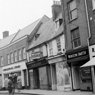 28-30 High Street, c.1960s | Geoff Hastings