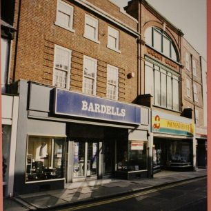 Bardells, No7-8 High St c.1989 | from FDC plannnig files