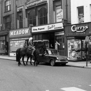 High Street c.1960s | taken by Geoff Hastings