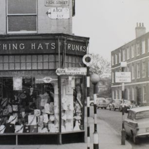 Evisons, c.mid 20th century | from Wisbech and Fenland Museum (MIS010)