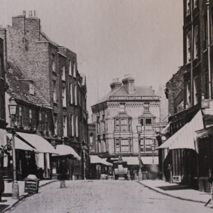 Wisbech High Street, undated | from Wisbech and Fenland Museum (MIS985)
