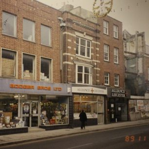 21-24 High Street, 1989 | from FDC plnning files