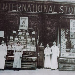 International Stores 26&27 High St?