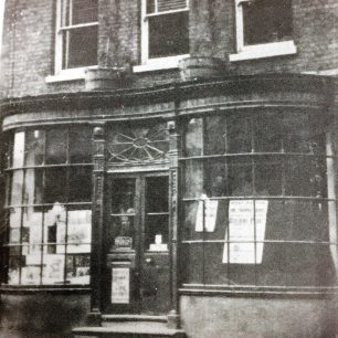 Leach and Son, No 26 High Street, c.1879
