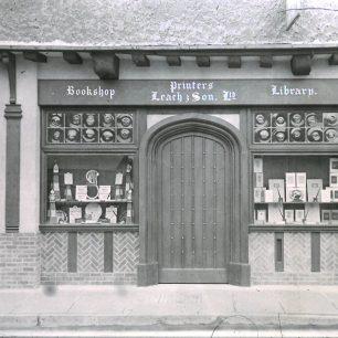 Leach and Sons Printers and Bookshop, Nene Quay | Roger Rawson