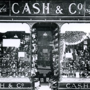 Cash and Co, No 11 High St, c.1930 | from Wisbech and Fenland Museum