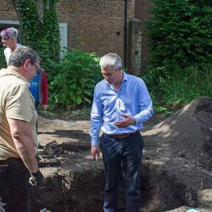Visit from MP Steve Barclay | Mike Forrest