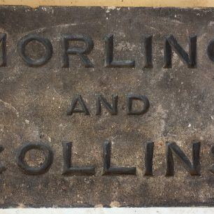 Morling and Collins stone | Taleyna Fletcher