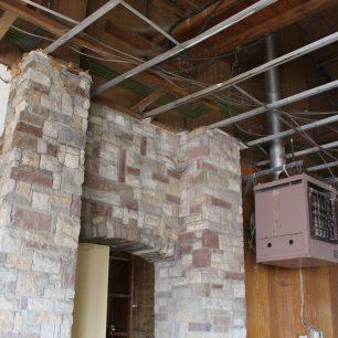 Late 20th century stone cladding, 1st Floor, 13-17 High Street | Taleyna Fletcher