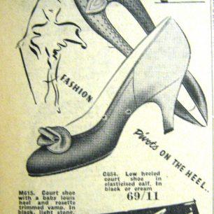 John Tylers Ad, Wisbech Standard, 1956 | Wisbech & Fenland Museum / Wisbech Standard