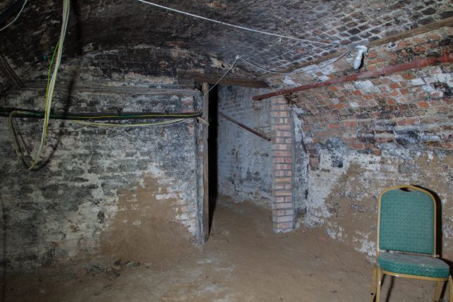 Rose & Crown cellars 6 | Roger Rawson