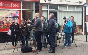 Photography Workshops get Underway