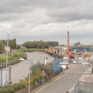 The view north along Nene Parade towards Corporation Quay | Dean Rocker