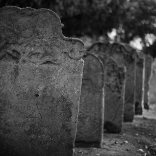 4. Depth of field - Gravestones in St Peters & St Paul's Church, Wisbech | Gary Garford