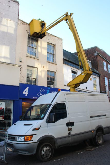 Gutter Cleaning at Drivers, No 4 High St | Taleyna Fletcher