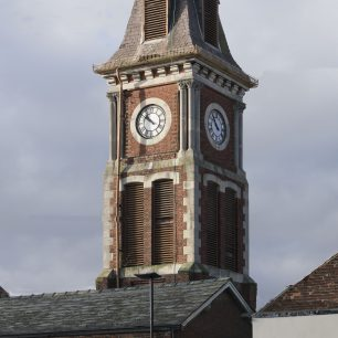 Wisbech Institute Tower. Vertical panorama | Mike Forrest