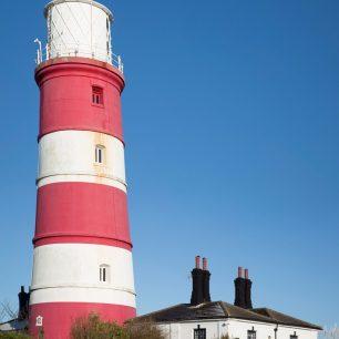 Vertical pano – Lighthouse at Happisburgh, Norfolk | Gary Garford