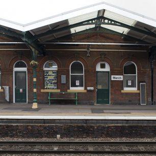 March Station Pano | Taleyna Fletcher