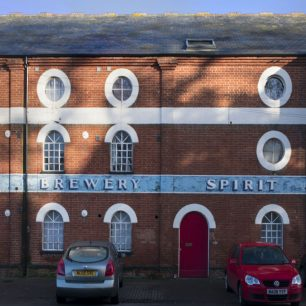 Oak Brewery, Leverington Road. Panoramic | Mike Forrest