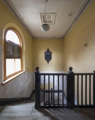Insrtitute Stairs | Matt Emmett