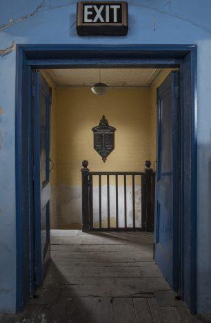 Institute exit | Matt Emmett