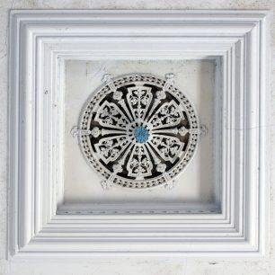 Ceiling Rose | Taleyna Fletcher