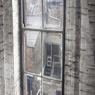 Gazing Through the Window Before I Continue | Jacqui White
