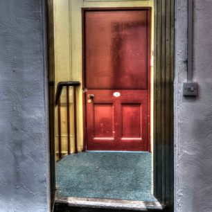 Doors or portals 4 | Richard Cassidy