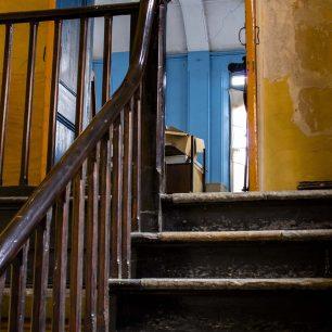 Up the Stairs | Sarah Thorpe