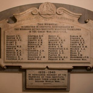 war memorial | Mike Forrest