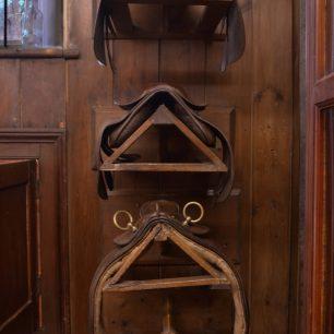 Saddles | Vince Bouce