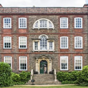 Rear of Peckover House   Mike Forrest