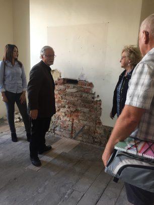 Aldos Fireplace, Castle Lodge | Taleyna Fletcher