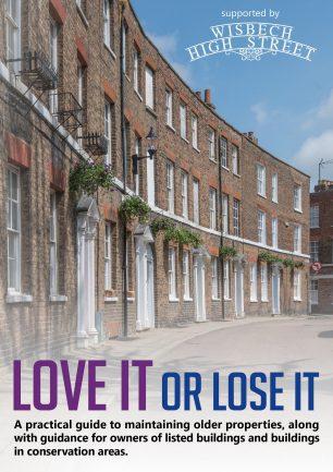 Love it or Lose It Cover Page | Matt Emmett
