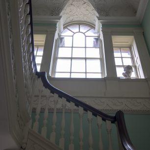 Staircase and Window | Sarah Thorpe