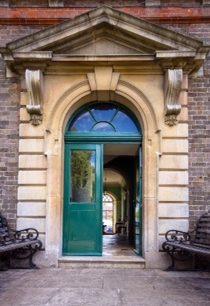 Peckover Door | Sarah Thorpe