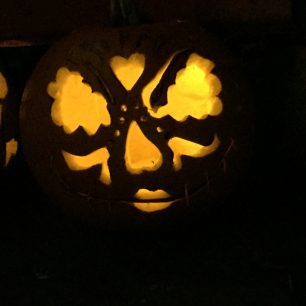 Runner Up Pumpkin by Molly Dawson | Taleyna Fletcher