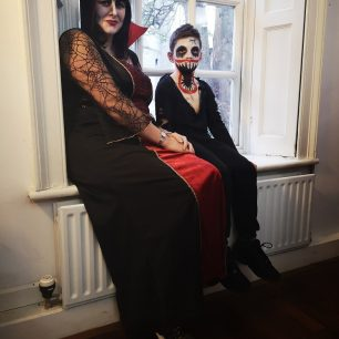 Fabulous Spooky Costumes | Lorena Hodgson